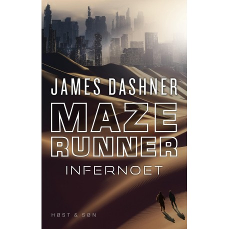 Maze Runner - Infernoet: Maze Runner 2