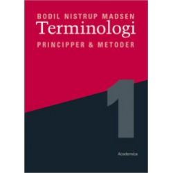 Terminologi 1 - principper og metoder