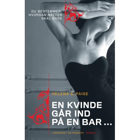 En kvinde går ind på en bar ...