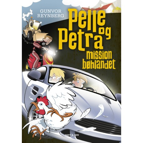 Mission Bøhlandet: Pelle & Petra 3