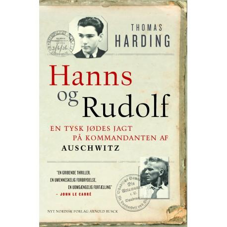 Hanns og Rudolf: En tysk jødes jagt på kommandanten af Auschwitz