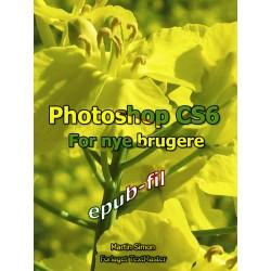 Photoshop CS6 for nye brugere