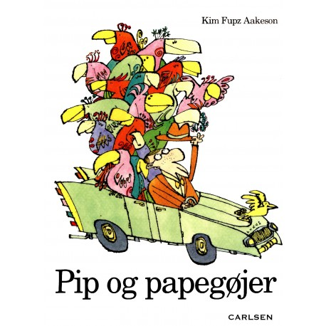 Pip og papegøjer