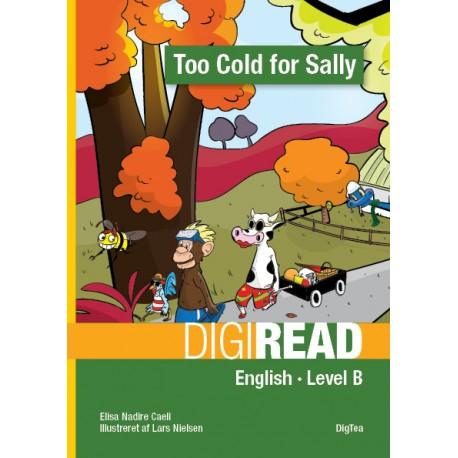 Too cold for Sally - English