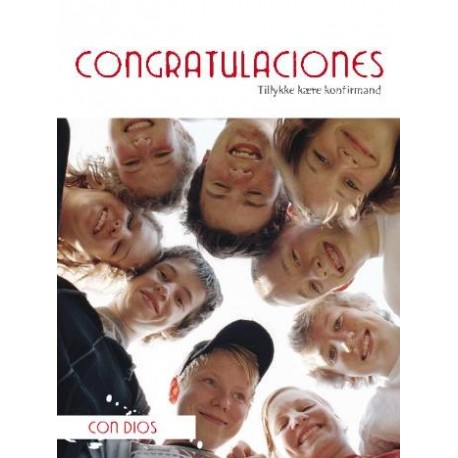 Congratulaciones