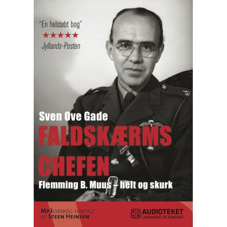 Faldskærmschefen: Flemming B. Muus - helt og skurk