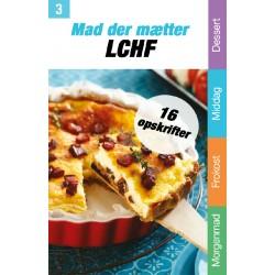 Opskrifter til LCHF-Kuren 3: Mad der mætter