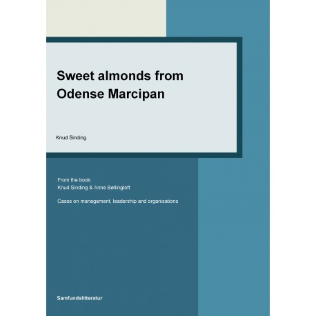 Sweet almonds from Odense Marcipan