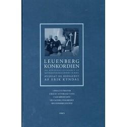 Leuenberg Konkordien og Kirkefællesskabet af reformatoriske kirker i Europa: udvalgte tekster