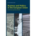 Business and Politics in the European Union: Cases in Services, Agriculture and Textiles