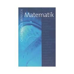 Gyldendals Minilex - Matematik