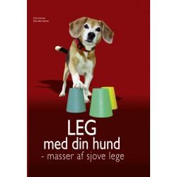 LEG med din hund: - masser af sjove lege