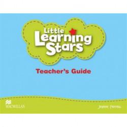 Little Learning Stars Teacher's Guide Pack