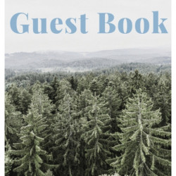 Guest Book (Hardcover): Guest book, air bnb book, visitors book, holiday home, comments book, holiday cottage, rental, vacation guest book, Guest Comments book, vacation home guest book, visitors comments book
