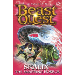 Skalix the Snapping Horror: Series 20 Book 2
