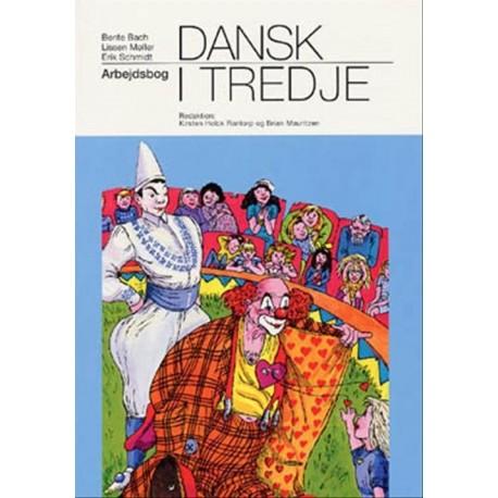 Dansk i tredje: grundbog, Arbejdsbog