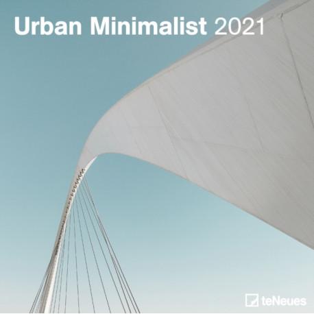 URBAN MINIMALIST 30 X 30 GRID CALENDAR 2