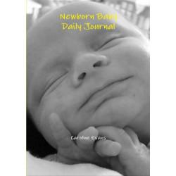 Newborn Baby Daily Journal