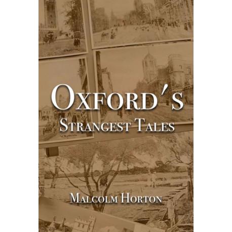 Oxford's Strangest Tales