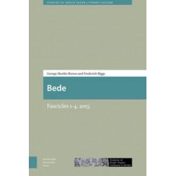 Bede: Part 1, Fascicles 1-4