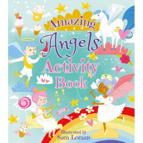 Amazing Angels Activity Book