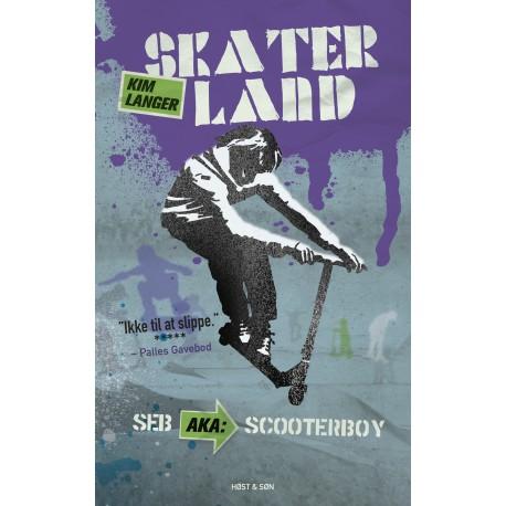 Seb aka Scooterboy: Skaterland 3
