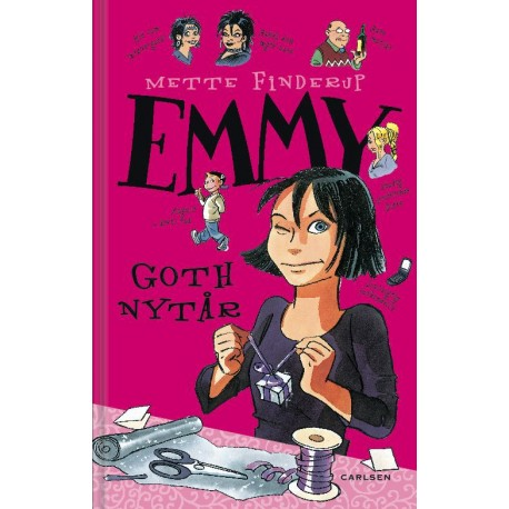 Emmy 5 - Goth Nytår