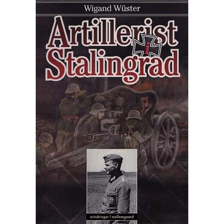 Artillerist i Stalingrad