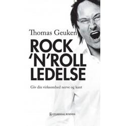 Rock'n'roll ledelse: Giv din virksomhed nerve og kant