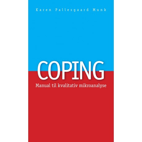 Coping: Manual til kvalitativ mikroanalyse
