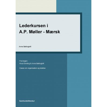 Lederkursen i A.P. Møller - Mærsk