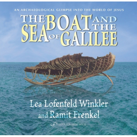 Boat & the Sea of Galilee