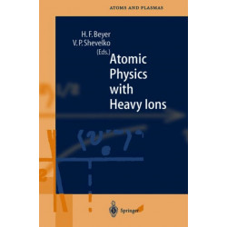 Atomic Physics with Heavy Ions