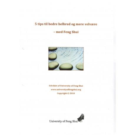 5 tips til bedre helbred og mere velvære - med Feng Shui