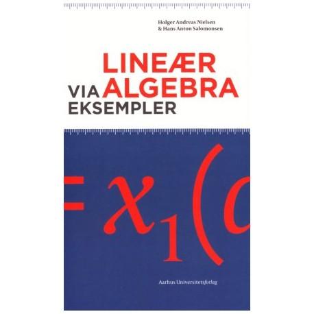 Lineær algebra via eksempler