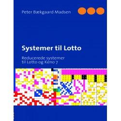Systemer til Lotto: Reducerede systemer til Lotto og Keno 7
