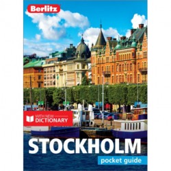 Berlitz Pocket Guide Stockholm (Travel Guide with Dictionary)