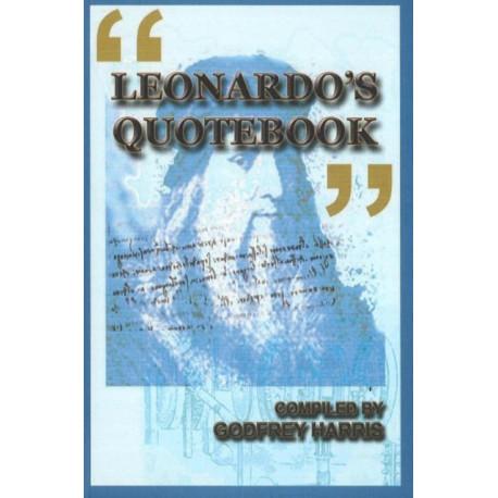 Leonardo's Quotebook: Thoughts By & About Leonardo da Vinci