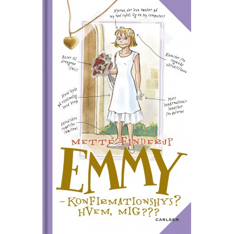 Emmy 0 - Konfirmationshys Hvem, mig