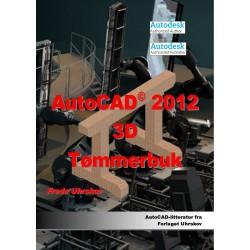 AutoCAD 2012 3D Tømmerbuk