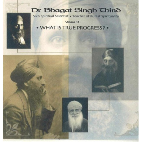 What is True Progress? CD