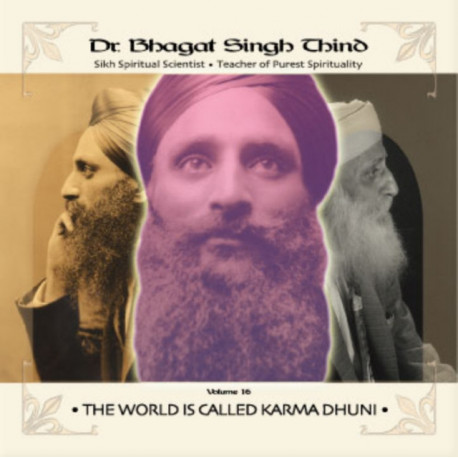 World is Called Karma Dhuni CD