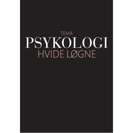 Psykologi: Hvide løgne: Psykologi