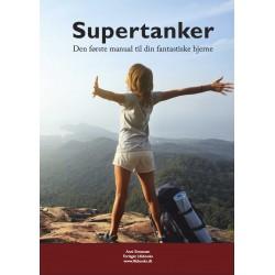 Supertanker: Den første manual til din fantastiske hjerne