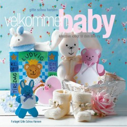 Velkommen baby: kreative ideer til den lille ny
