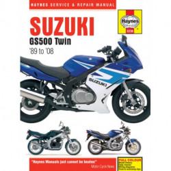 Suzuki GS500 Twin (89 - 08)