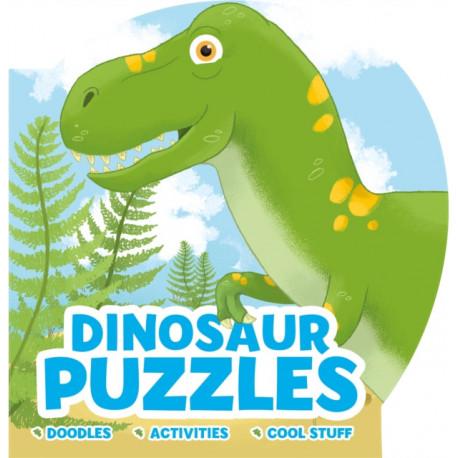 Dinosaur Puzzles: Doodles . Activities . Cool Stuff