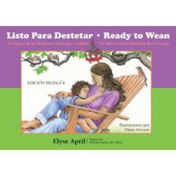 Listo Para Destetar / Ready to Wean: El Regreso De Los Pendientes Rojos Que Cuelgan / the Return of the Dangling Red Earrings