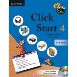 Click Start Level 4 Student's Book with CD-ROM: Computer Science for Schools