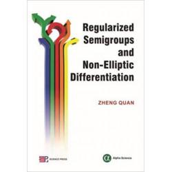 Regularized Semigroups and Non-Elliptic Differential Operators